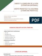 LOS SABIOS Y LA SABIDURIA DE LA.pptx