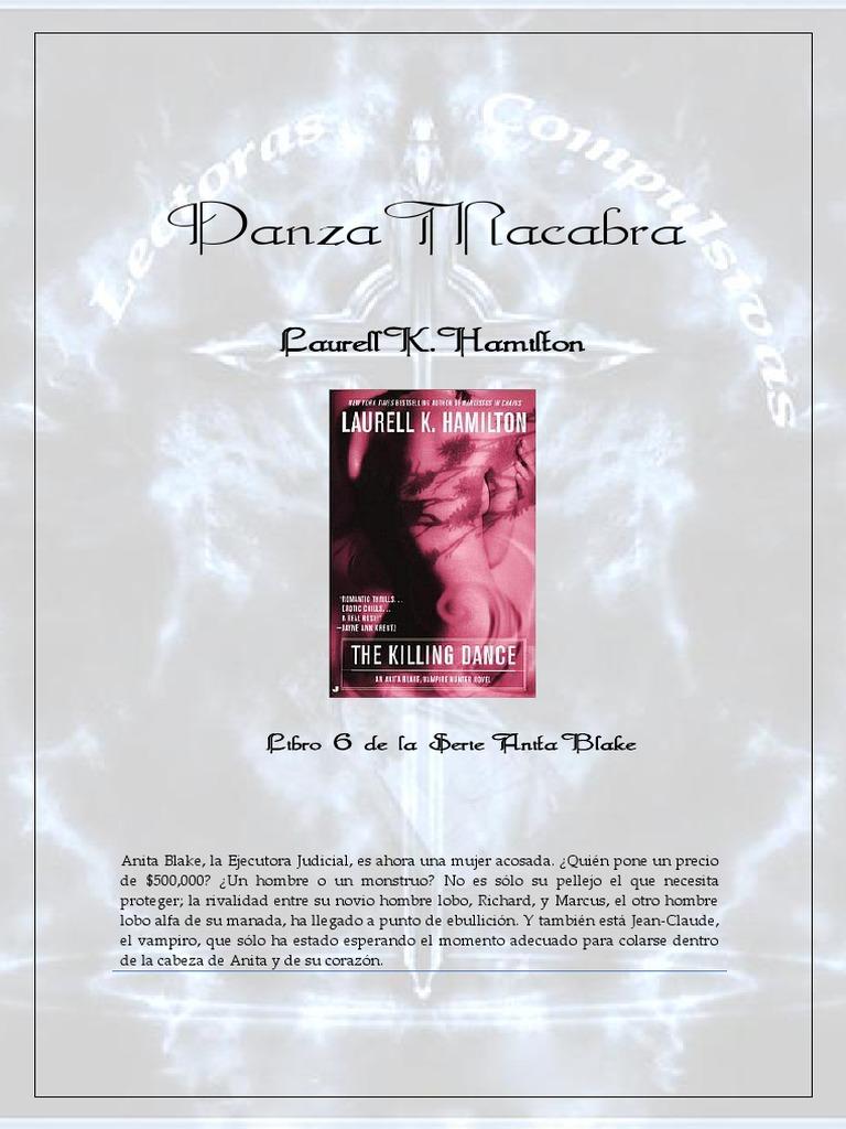 Amante Loba Y Vampira 2 anita blake 6.pdf   vampiros   amor