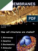 Bio Membranes