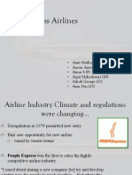 People Express Airlines Case study solution