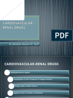 Cardiovascular Renal Drugs