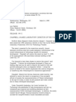 Official NASA Communication 99-032