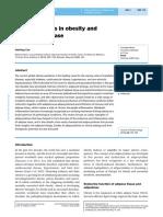 Adipocytokines in Obesity and Metabolic Disease