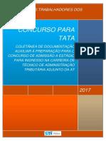 Concurso Para Tata 2017