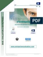 Evaluation d Entreprise