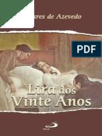 Lira Dos Vinte Anos - Alvares de Azevedo