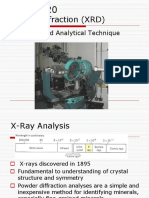 Lecture 08c X-ray Diffraction