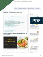 La Dieta CETOGÉNICA _ Promete Quemar Grasas Más FÁCILMENTE!
