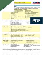 ASME SEC8 DIV1 PRESSURE RELIEF VALVE CALCULATIONS