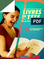 Programme Festival Livres en tête 2017