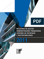 Relatório e Contas 2011 REFER