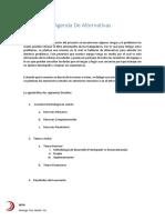 Agenda de Alternativas V2