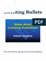 Gaskins Sweating Bullets Webpdf Isbn 9780985142414