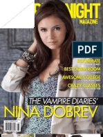 Saturday Night Magazine (September 2010)