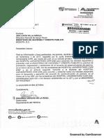Gobernación da primer paso y hospital CARI pasará oficialmente a ley 550