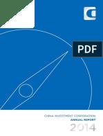 c i c Annual Report 2014