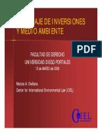 Apuntes de Clases - Arbitraje de Inversiones y Medio Ambiente (Marcos Orellana).pdf