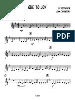 Himno de La Alegria - Viola