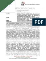 Convenio Interadministrativo No. 002-2016 Municipio de Puerto Rondón
