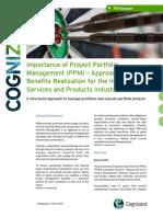 Importance of Project Portfolio Management