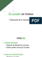 El Leviatan de Hobbes