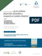 Info General Viii Congreso Intnal Medio Ambiente