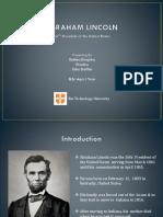 Abraham Lincoln Presentation