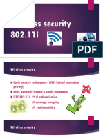 wireless security 802.11i