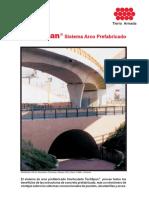 TechSpan Arco Prefabricado