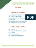 Leyenda COSTA 2