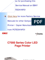 C7000 Series Service Manual
