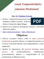 Marca Personal y Competitividad Profesional