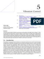 Vibration Control Absorbers