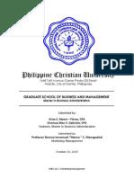 Summary Distribution Strategy