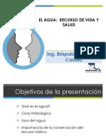 Presentacion Para Conferencia AGUA