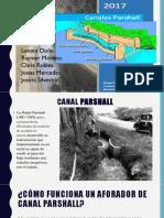 Exp. obras hidraulicas