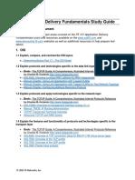 StudyGuide 101 ADFundamentals v2 OfficialF5