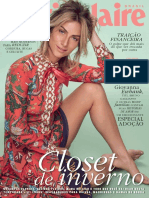 Marie Claire Brazil Maio 2017