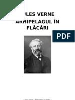 Jules Verne -  Arhipelagul in flăcări
