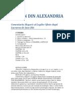 Philon Din Alexandria-Comentariu Alegoric Al Legilor Sfinte Dupa Lucrarea de Sase Zile 05