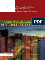 Turismo e Imobiliário Nas Metrópoles