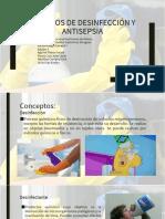 Métodos de Desinfección y Antiasepsia (1)