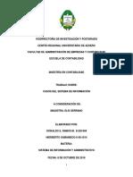 Sistema de una institución Financiera