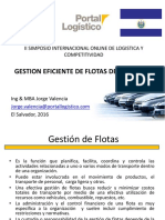 IISVL Conferencia 1 Gestion Eficiente de Flotas Vehiculares