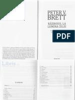 Razboiul La Lumina Zilei - Peter v. Brett