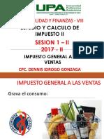 Sesion 01 - II - Est. y Aplic. de Impuestos