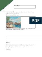 Mundo Colonial América e Brasil