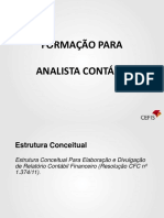 Formacao Analista Contabil