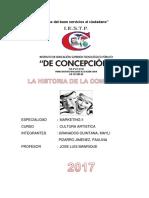 Monografia La Historia de La Comedia