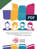 Guia Para Comunicadores en El Abordaje Del VIH
